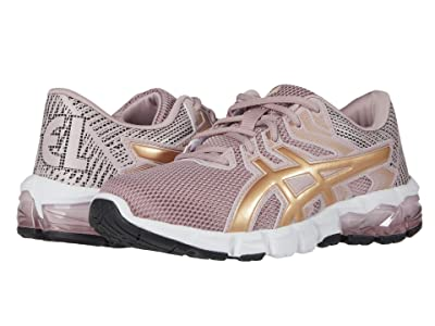 ASICS Kids GEL-Quantum 90 2 (Big Kid) (Watershed Rose/Champagne) Girls Shoes