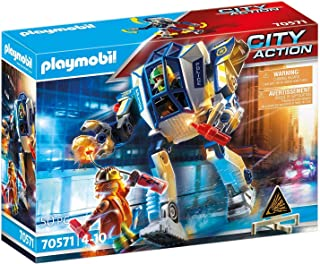 Playmobil Special Operations Police Robot, 24.8 x 7.2 x...