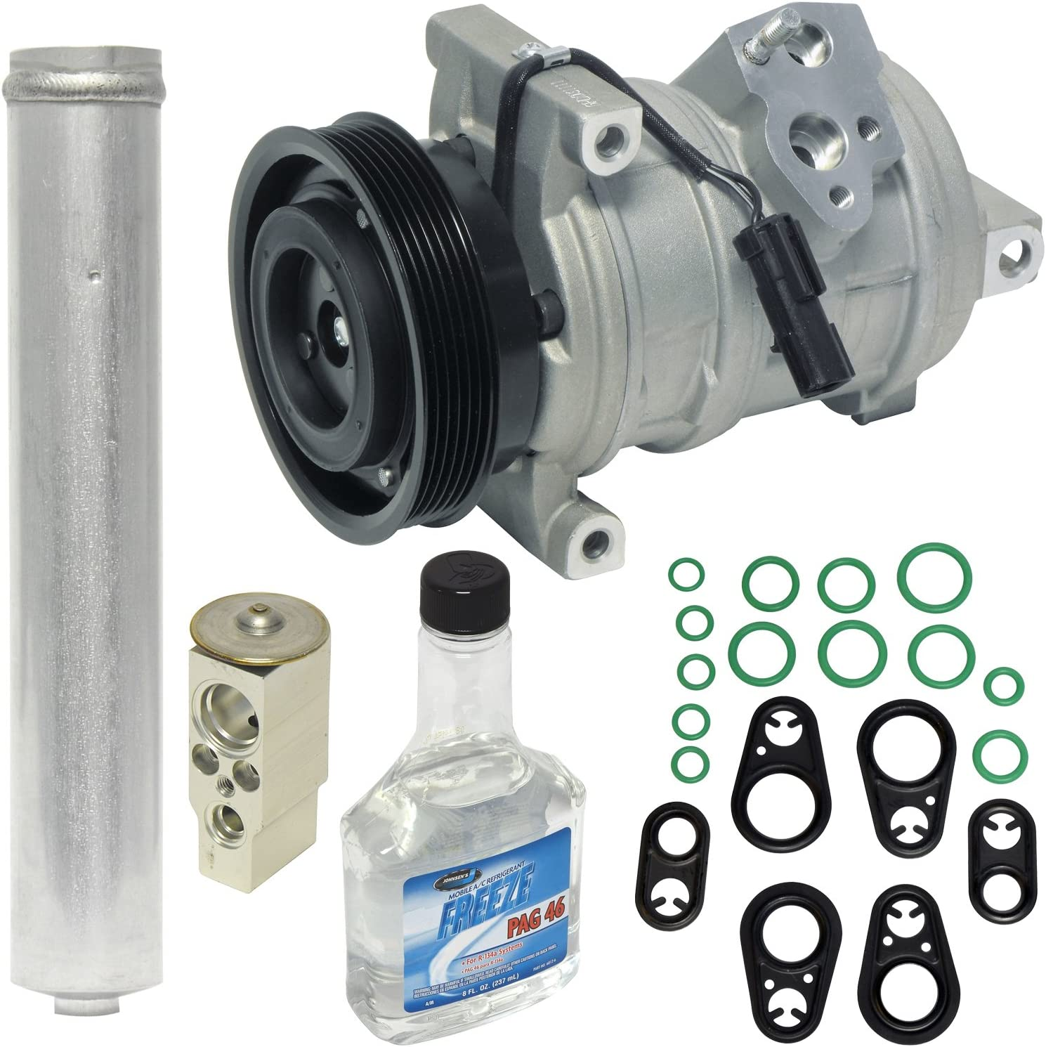 UAC KT 4095 A C Low price Compressor Kit surprise price is realized Pack Component 1 and