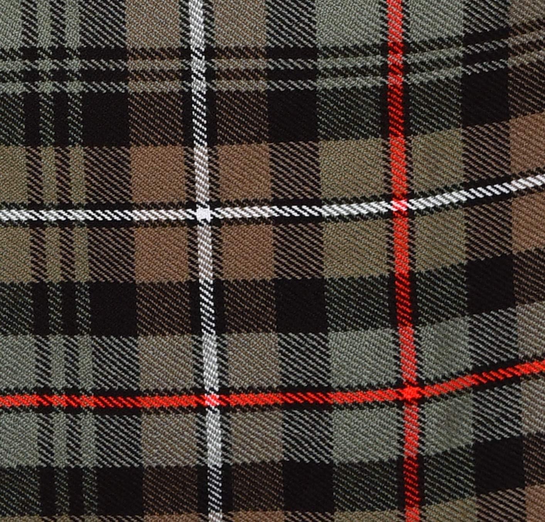 Ross Hunting Scottish 8 Yard TARTAN KILT Handmade 16 Oz Acrylic Fabric