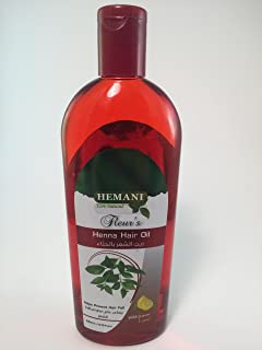 Hemani Hair Oil 200ml (Henna)