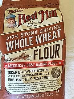 Bob's Red Mill Whole Wheat Flour -- 48 oz