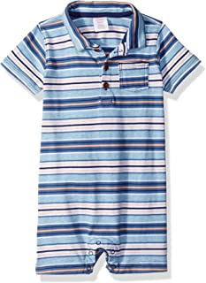 Gymboree boys 1-piece Polo Bodysuit