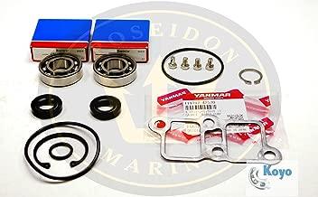 Poseidon Marine Water Pump Repair kit for Yanmar 6LP inc: X0508511 for Pump 119773-42500/01/02