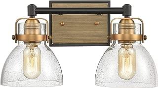 Best oak bathroom light fixtures Reviews
