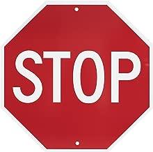 NMC TM34R Traffic Sign,