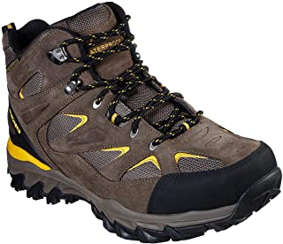 Skechers Relaxed Fit Trevol Greno Mens Hiking Boot