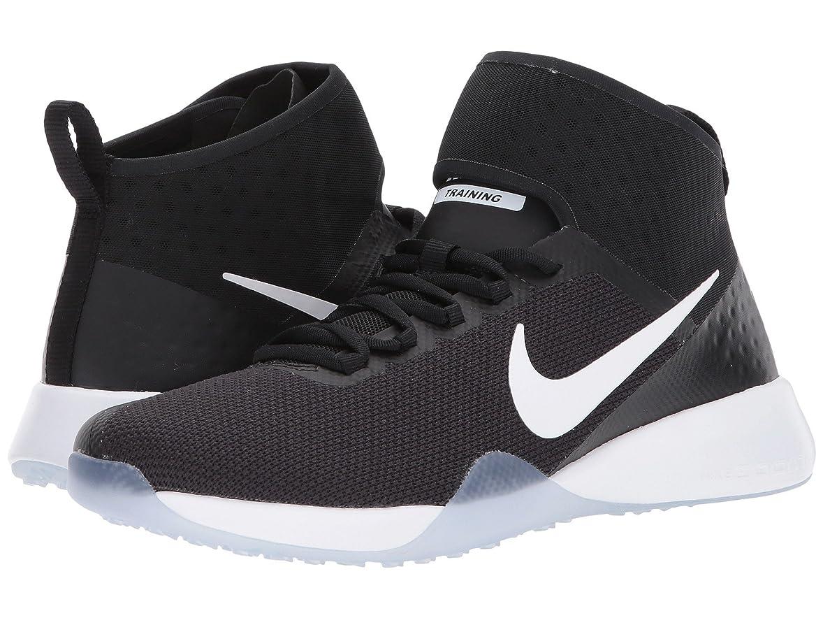 敬の念ホース背景(ナイキ) NIKE レディースランニングシューズ?スニーカー?靴 Air Zoom Strong 2 Training Black/White 8.5 (25.5cm) B - Medium