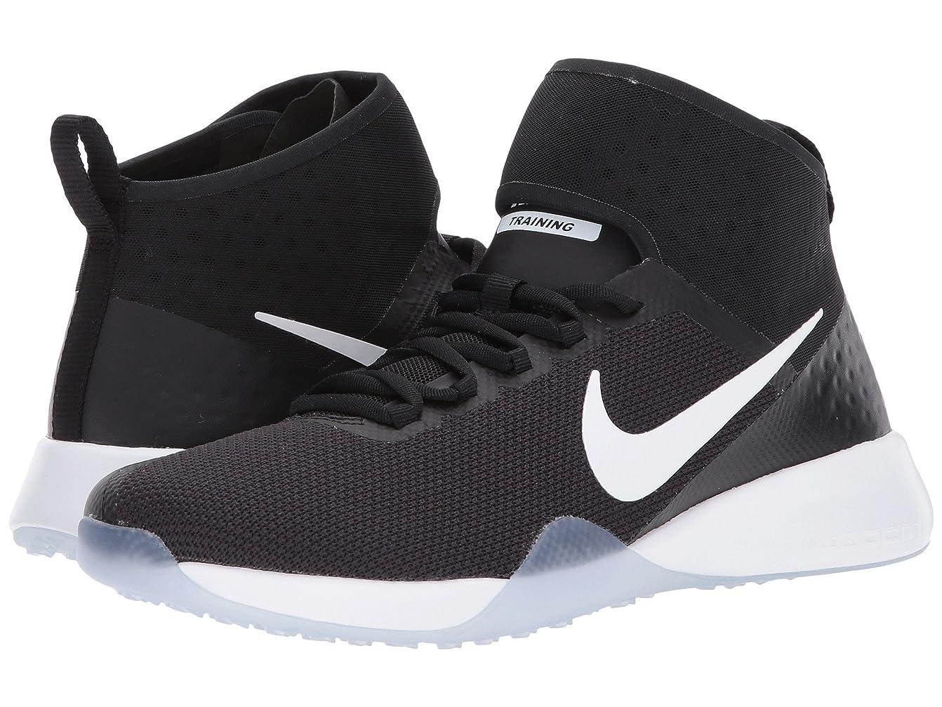 嘆くおびえた予感(ナイキ) NIKE レディースランニングシューズ?スニーカー?靴 Air Zoom Strong 2 Training Black/White 7 (24cm) B - Medium