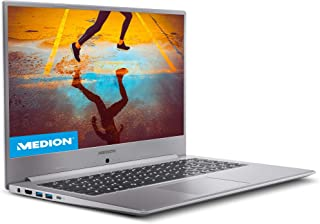 "MEDION Akoya S15449 - Ordenador portátil de 15.6"" FullHD (Intel Core i5-1135G7, 8GB de RAM, 512GB SSD, Intel Iris Xe Graph..."