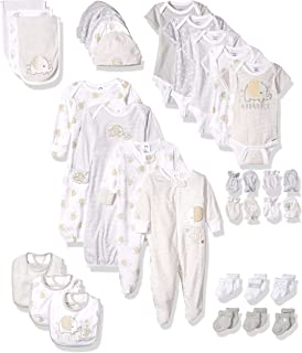 Gerber Unisex-Baby 30-Piece Essentials Gift Set Costumes