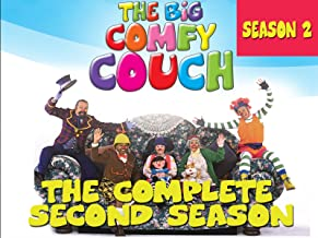 The Big Comfy Couch - The Complete Second Season