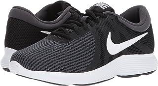 (ナイキ) NIKE レディースランニングシューズ?スニーカー?靴 Revolution 4 Black/White/Anthracite 6 (23cm) D - Wide