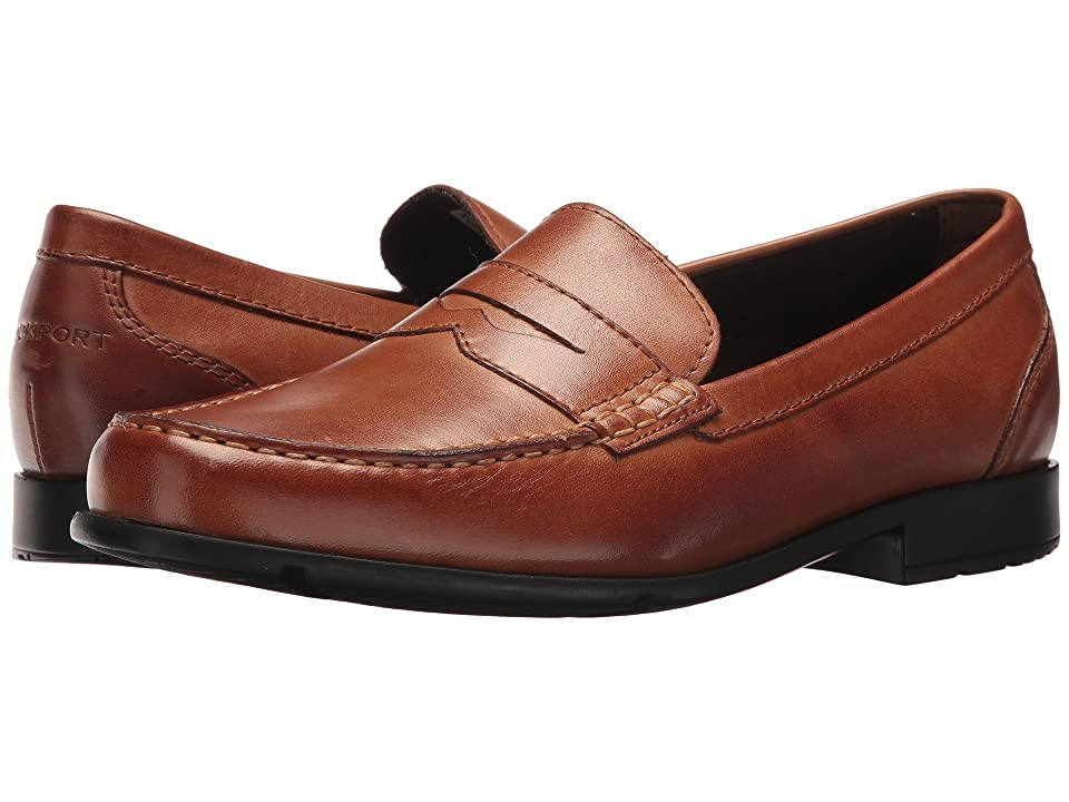 Rockport Barnaby Lane Penny (Brown 1) Men