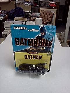 Ertl 1989 Batman> 1:64 Scale Batmobile Variant Bob Kane Card Art