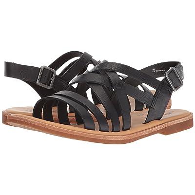 Kork-Ease Nicobar (Black Full Grain Leather) Women