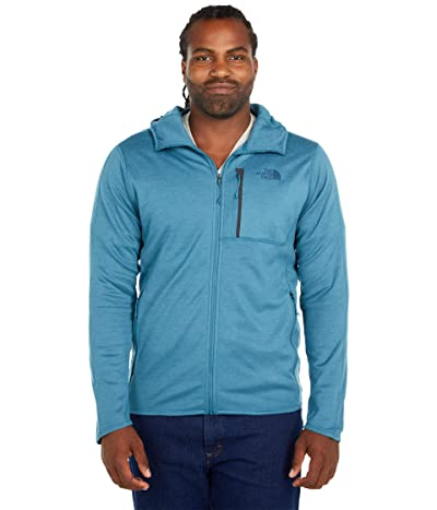 The North Face Canyonlands Hoodie (Mallard Blue Heather) Men