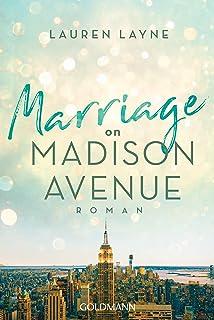 Marriage on Madison Avenue: Central Park Trilogie 3 - Roman (German Edition)