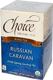 Choice Organic Teas Russian Caravan, 16 Bag