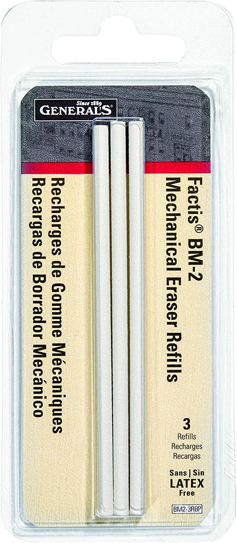 General Pencil Brand CO. Model Pen GPBM2-3RBP Style Factis New trend rank Free Shipping Erase
