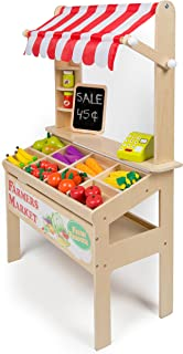 Best kids play market stand Reviews