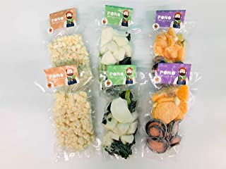【ほっとPONO-mahana-】スムージーで心も体もハッピー!温めて『ほっとPONO』登場。特殊冷凍フルーツ・野菜ミックス100g×6パック