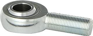 Sealmaster TREL 12 Rod End Bearing, Three Piece, Precision, Non-Relubricatable, Male Shank, Left Hand Thread, 3/4