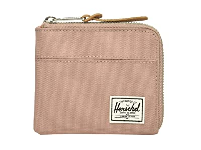 Herschel Supply Co. Johnny RFID (Ash Rose) Wallet Handbags