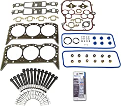Head Gasket Set Bolt Kit Fits: 94-95 GMC Sonoma 4.3L V6 OHV 12v VORTEC Cu.262
