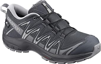 SALOMON Kids Xa Pro 3D CSWP Nocturne J Trail Running Shoes