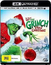The Grinch (4K Ultra HD + Blu-ray)