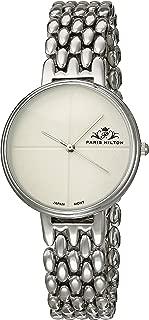 Paris Hilton PHT 1008 C Reloj Casual Analógico de Moda para Dama