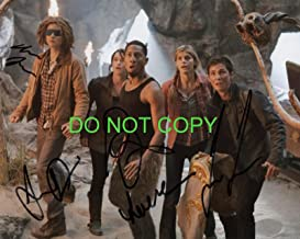 PERCY JACKSON & THE OLYMPIANS Sea of Monsters reprint signed cast photo RP