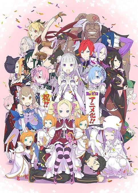 Re Zero Poster