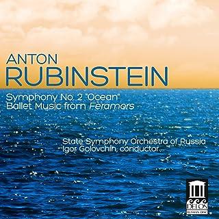 Anton Rubinstein: Symphony No. 2,