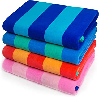 Oluola Serviette de Plage 30 Seconds to Mars Soft Plush Extra Large Bath Towels Fast Dry Lightweight Beach Towel for Swimming Travel Sports