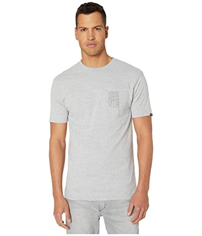 Vans Ave Short Sleeve (Athletic Heather) Men