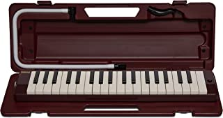 Yamaha P37D Pianica Keyboard Wind Instrument, 37-Note