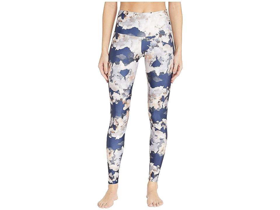 Onzie High Rise Leggings (Nomad Blossom) Women