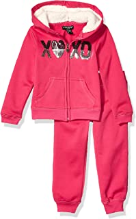 toddler girl jogger set