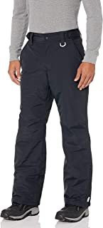 Men's Water-Resistant Insulated Snow Pant
