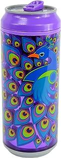 Cool Gear Can, 16 oz, Peacock Purple