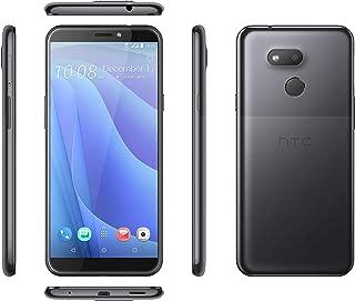 HTC Desire 12s Dual Sim - 32GB, 3GB RAM, 4G LTE - Charcoal Black