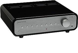 Peachtree Audio nova150 Integrated Amplifier with DAC (Piano Black)