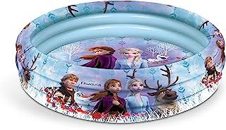 Frozen - Piscina con 3 Anillos, 100 cm (Mondo Toys 16527)