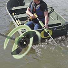 drill powered kayak