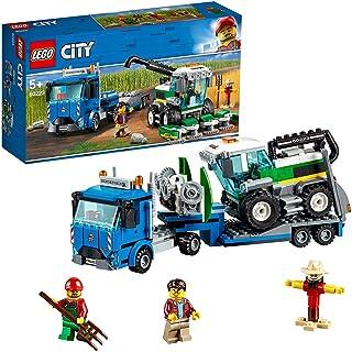 LEGO City Great Vehicles - Transporte de la
