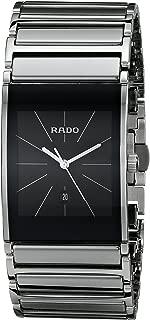 Men's R20784159 Integral Black Dial Platinum Ceramic Watch