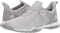 Grey Two/Footwear White/Silver Metallic