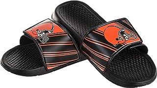 e40863d6862 FOCO NFL Mens Legacy Sport Shower Slide Sandals